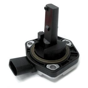 Sensor, Motorölstand Pol-Anzahl: 3-polig mit OEM-Nummer 1J0907660F