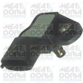 Sensore, Pressione alimentazione con OEM Numero 45962082F