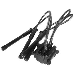 Ignition Coil Number of Poles: 4-pin connector with OEM Number 82 00 360 911