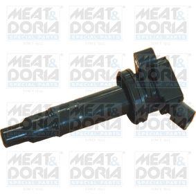 Zündspule Pol-Anzahl: 4-polig mit OEM-Nummer 90919 T2002