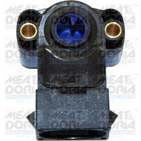 MEAT & DORIA Sensor, Drosselklappenstellung 83099 für FORD ESCORT VI Stufenheck (GAL) 1.4 ab Baujahr 08.1993, 75 PS