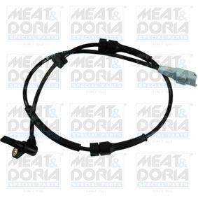 Sensor, Raddrehzahl Art. Nr. 90185 120,00€