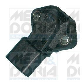 MEAT & DORIA Sensor, Ladedruck 82121 für AUDI A4 (8D2, B5) 1.9 TDI ab Baujahr 03.2000, 116 PS