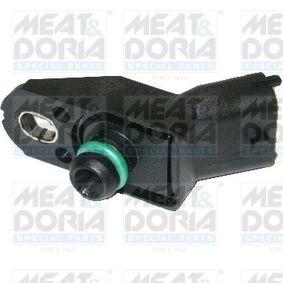 Sensor, laddtryck med OEM Koder 46468682