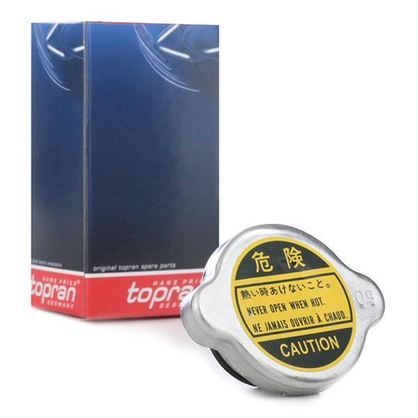 Tapa de Depósito de Agua TOPRAN 820444 conocimiento experto