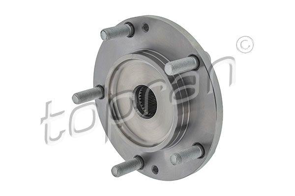 TOPRAN  820 939 Wheel Hub Ø: 160mm