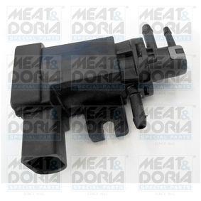 Ladedruckregelventil VW PASSAT Variant (3B6) 1.9 TDI 130 PS ab 11.2000 MEAT & DORIA Druckwandler, Abgassteuerung (9084) für