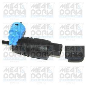 2013 Skoda Fabia Mk2 1.6 TDI Water Pump, window cleaning 20125