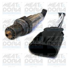 Lambdasonde Kabellänge: 730mm mit OEM-Nummer 39210 3C200