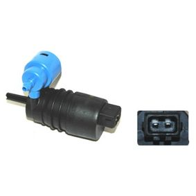 Water Pump, window cleaning Number of connectors: 2 with OEM Number 28920-AU400