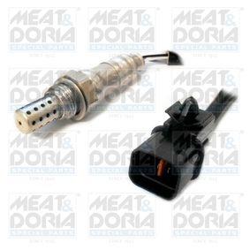 Lambdasonde Kabellänge: 370mm mit OEM-Nummer 39210 38025