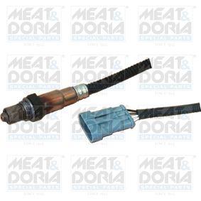 Lambdasonde Kabellänge: 510mm mit OEM-Nummer 55222112