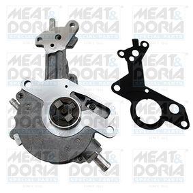 Unterdruckpumpe, Bremsanlage VW PASSAT Variant (3B6) 1.9 TDI 130 PS ab 11.2000 MEAT & DORIA Unterdruckpumpe, Bremsanlage (91019) für