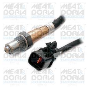 Lambdasonde Kabellänge: 380mm mit OEM-Nummer 96415640