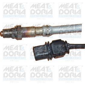 Lambdasonde Kabellänge: 440mm mit OEM-Nummer 06F906262AC