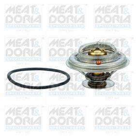 MEAT & DORIA Thermostat, Kühlmittel 92328 für AUDI A6 (4B2, C5) 2.4 ab Baujahr 07.1998, 136 PS