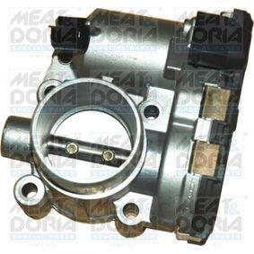 Throttle body 89027 PUNTO (188) 1.2 16V 80 MY 2002