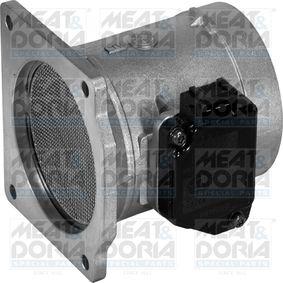 MEAT & DORIA Luftmassenmesser 86269 für AUDI 80 (8C, B4) 2.8 quattro ab Baujahr 09.1991, 174 PS