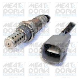 Lambdasonde Kabellänge: 230mm mit OEM-Nummer 89465-0D080