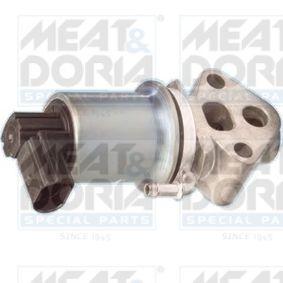 Touran 1T1, 1T2 1.6 AGR Ventil MEAT & DORIA 88050 (1.6 Benzin 2004 BSF)