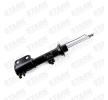 Struts STARK 7759851 Front Axle, Twin-Tube, Gas Pressure, Suspension Strut, Bottom Clamp, Top pin