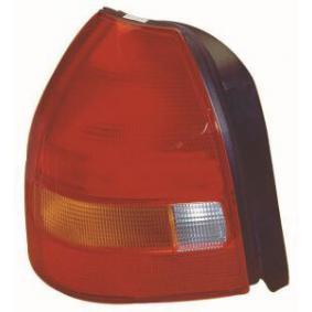 ABAKUS  217-1923L Combination Rearlight Red