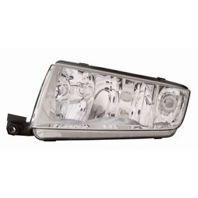 Hauptscheinwerfer für Fahrzeuge mit Leuchtweiteregelung (elektrisch), für Rechtsverkehr mit OEM-Nummer 6Y1 941 015 C