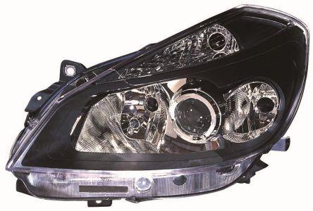 ABAKUS  551-1157R-LDEM2 Hauptscheinwerfer für Fahrzeuge mit Leuchtweiteregelung (elektrisch), für Rechtsverkehr