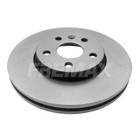 Bremsscheibe Bremsscheibendicke: 26mm, Ø: 276mm mit OEM-Nummer 13502824