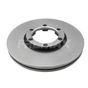 Bremsscheibe Bremsscheibendicke: 22mm, Ø: 257mm mit OEM-Nummer 8943724350