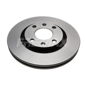 Bremsscheibe Bremsscheibendicke: 22mm, Ø: 266mm mit OEM-Nummer 42 46 W7