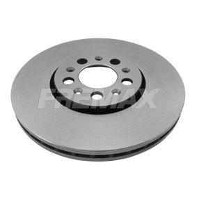 Bremsscheibe Bremsscheibendicke: 25mm, Ø: 288mm mit OEM-Nummer JZW615301D