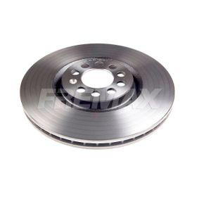 Bremsscheibe Bremsscheibendicke: 25mm, Ø: 312mm mit OEM-Nummer 8N0615301A