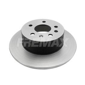 Bremsscheibe Bremsscheibendicke: 10mm, Ø: 286mm mit OEM-Nummer 483 9338