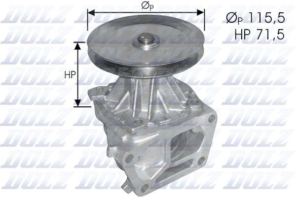 DOLZ  S136 Wasserpumpe