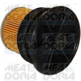 Kraftstofffilter Höhe: 109mm mit OEM-Nummer 05080825AA