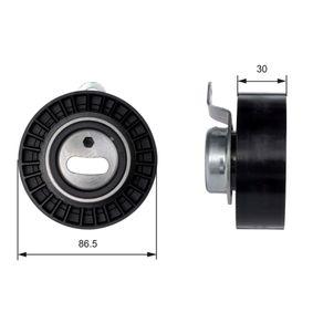 Spannrolle, Zahnriemen Ø: 86,5mm mit OEM-Nummer 928M6K254 AC