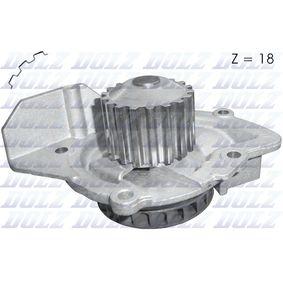 Wasserpumpe mit OEM-Nummer 9682360280
