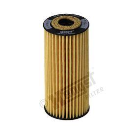 Ölfilter Ø: 52,0mm, Innendurchmesser 2: 22,0mm, Höhe: 117,0mm mit OEM-Nummer 640 180 00 09