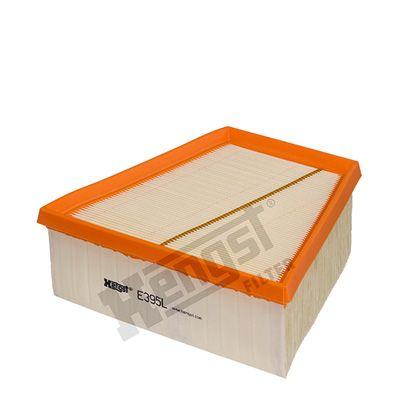 HENGST FILTER  E395L Air Filter Length: 213mm, Width: 125mm, Height: 70mm, Length: 213mm