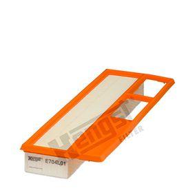 Filtro aria Lunghezza: 375mm, Largh.: 144mm, Alt.: 56mm, Lunghezza: 375mm con OEM Numero 7176 5453