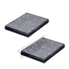 Filter, Innenraumluft Art. Nr. E960LC-2 120,00€