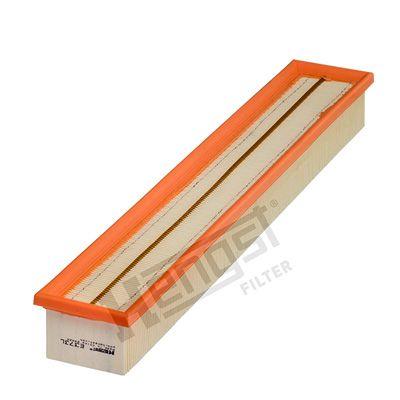 HENGST FILTER  E373L Luftfilter Länge: 517,0mm, Breite: 86,0mm, Höhe: 58,0mm
