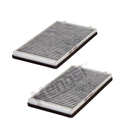 HENGST FILTER  E1920LC-2 Filter, Innenraumluft Länge: 315mm, Breite: 162mm, Höhe: 27mm