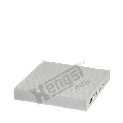 HENGST FILTER  E3910LI Filter, Innenraumluft Länge: 195mm, Breite: 187mm, Höhe: 30mm