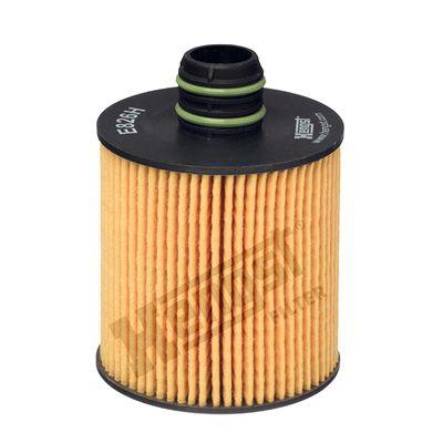 HENGST FILTER  E826H D268 Ölfilter Ø: 72,0mm, Innendurchmesser 2: 26,0mm, Innendurchmesser 2: 36,0mm, Höhe: 100,5mm