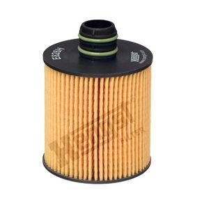 Ölfilter Ø: 72,0mm, Innendurchmesser 2: 26,0mm, Innendurchmesser 2: 36,0mm, Höhe: 100,5mm mit OEM-Nummer 1651062M00
