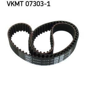 Ангренажен ремък VKMT 07303-1 25 Хечбек (RF) 2.0 iDT Г.П. 2001
