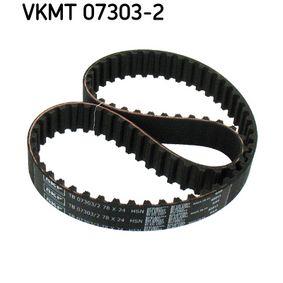 Ангренажен ремък с ОЕМ-номер MVF100040