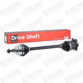 STARK Antriebswelle SKDS-0210140 für AUDI A4 Avant (8E5, B6) 3.0 quattro ab Baujahr 09.2001, 220 PS